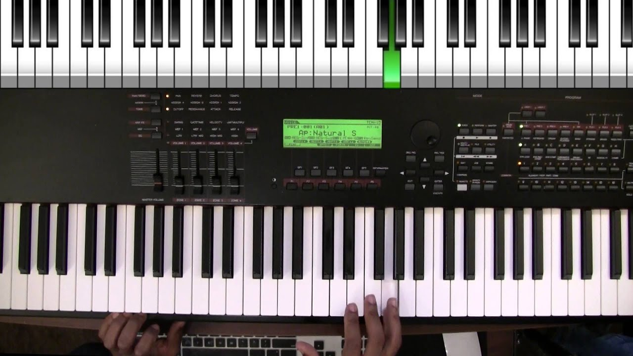 When I Was Your Man - Bruno Mars (Piano Chords) - YouTube