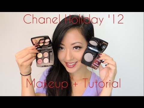 TUTORIAL: Chanel Holiday '12 Eclats du Soir Makeup Collection + NOTORIOUS REVIEW