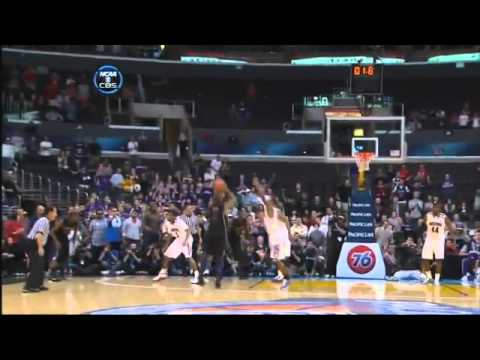 (HD) Isaiah Thomas GAME WINNER PAC10 Tournament Championship Washington-Arizona