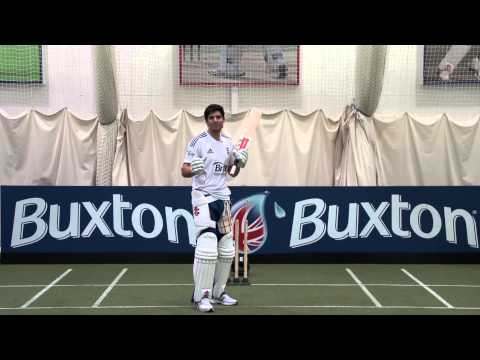 Alastair Cook batting masterclass - How to play the bouncer