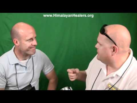 Rob from www.HimalayanHealers.org - Live Interview