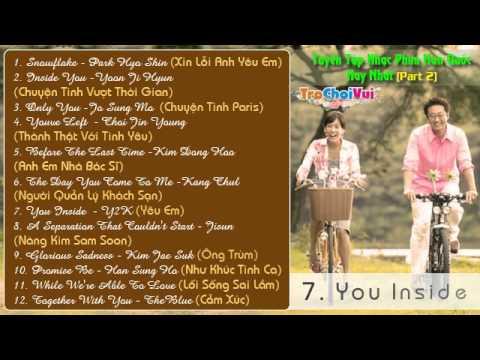 Tuyển tập nhạc phim Hàn Quốc hay và lãng mạn nhất 2014 (Part 2)