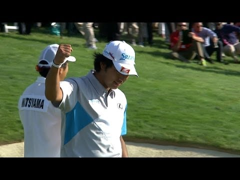 Hideki Matsuyama wins the Memorial Tournament in a playoff