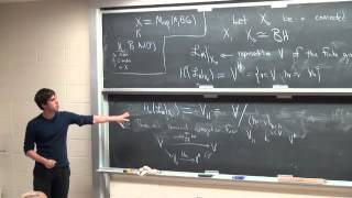 Jacob Lurie: Finiteness and Ambidexterity in K(n)-local stable homotopy theory (Part 2)
