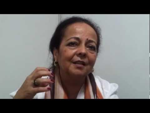 Ana Paula Tavares, escritora angolana, na Bienal do Livro de Brasília