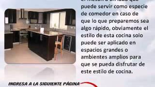 Imágenes De Cocinas Modernas Minimalistas [Decoración De