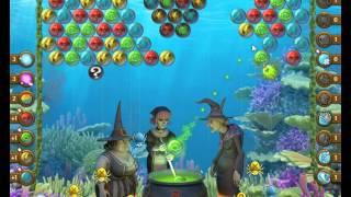 Bubble Witch Saga Level 349