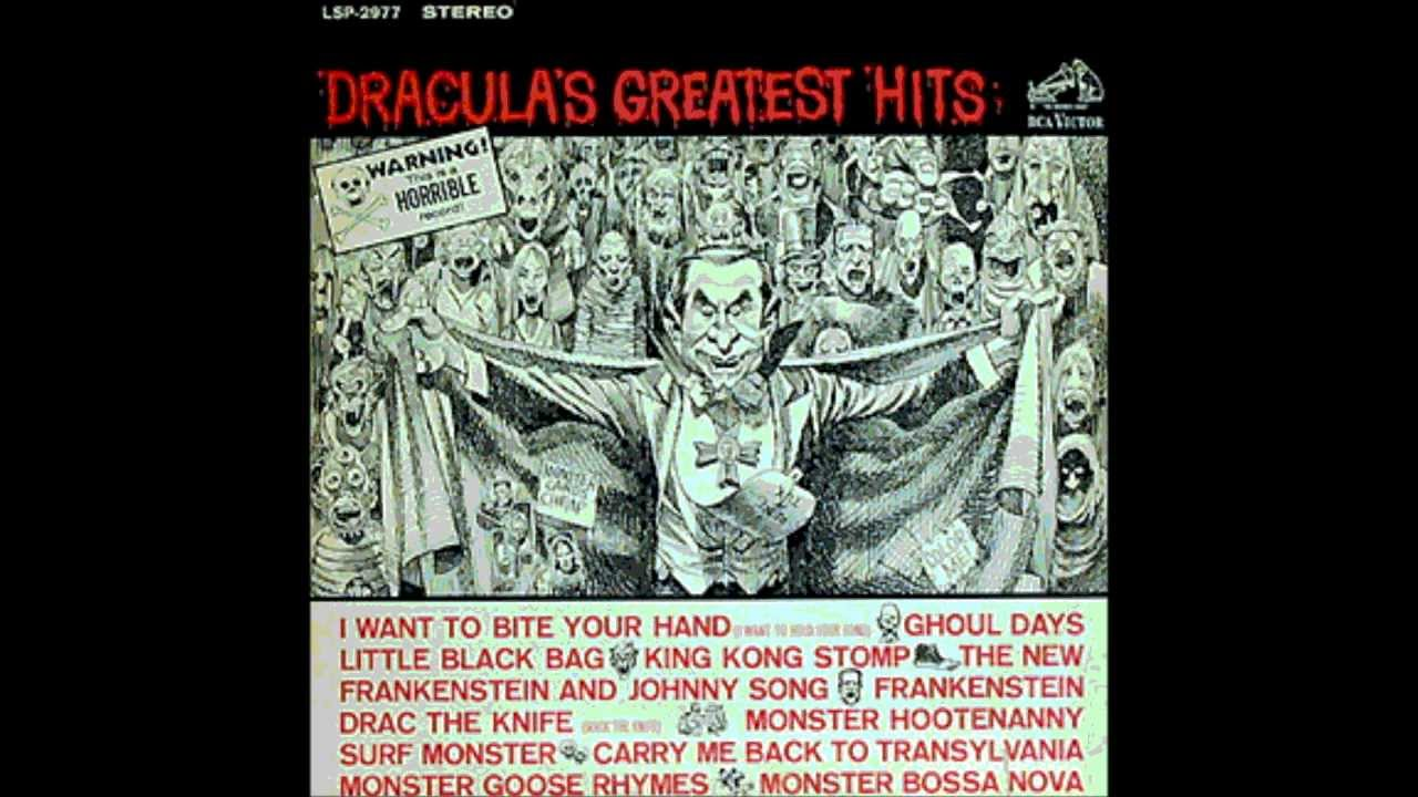Gene Moss I Want To Bite Your Hand I Want To Hold Your Hand Ghoul Days School Days