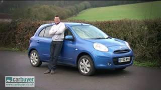 2010 - 2013 Nissan Micra inceleme - CarBuyer