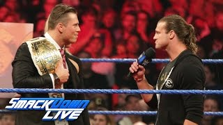 The Miz's Homecoming Celebration leads to a career-altering showdown: SmackDown LIVE, Sept. 27, 2016