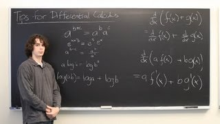 Tips in Differential Calculus : Calculus Explained