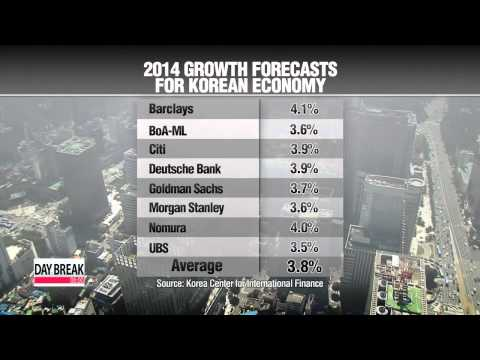 Major institutions keeps Korea's growth forecast at 3.8%