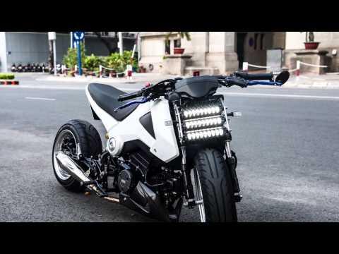 Xe.Tinhte.vn - Honda MSX125 độ đẹp và độc đáo