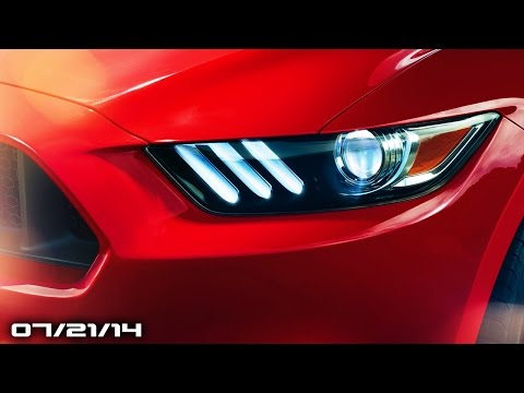 2015 Ford Mustang Final Specs, BMW M235i Track Edition, Lexus Smaller Crossover - Fast Lane Daily