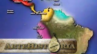 Areas culturales de Am�rica