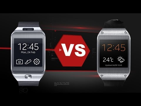 Samsung Gear 2 Vs. Galaxy Gear - 12 Reasons to Upgrade!