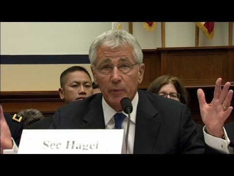 Hagel grilled on Bergdahl swap