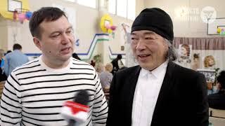 Стилист мирового уровня Ямамото Хисахиро посетил Артём