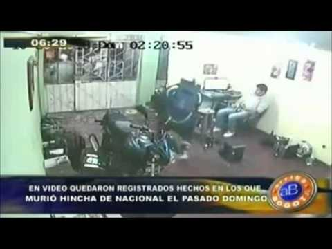 Hincha de millonarios asesina a hincha del nacional en pelea en el barrio bochica