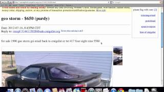Craigslist Springfield Missouri Used Cars For Sale By