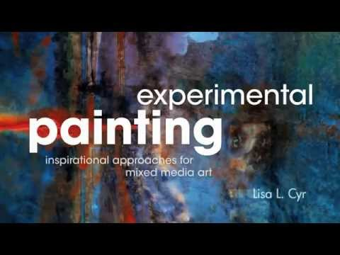Experimental Painting with Lisa Cyr, July 18-19, 2014, at Norman Rockwell Museum