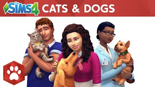 The Sims 4 - Cats & Dogs Reveal Trailer
