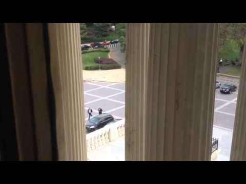 0 Chaos at U.S. Capitol as woman shot dead (with videos)