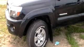 2010 Toyota Tacoma Access Cab- Quick Tour- Jon Lancaster Toyotoa videos