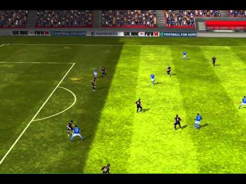 FIFA 14 iPhone/iPad - Sherlock Holmes vs. FC Barcelona