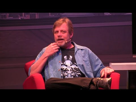 Full Mark Hamill conversation with James Arnold Taylor at Star Wars Weekends 2014