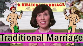 Betty Bowers Explains Traditional Marriage
