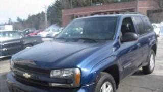 2002 Chevrolet Trailblazer LTZ Start Up, Engine & In Depth