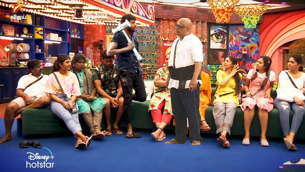 Bigg Boss Tamil Season 4 | 19th October 2020 - Promo 2 Review | Bigg Boss Daily Task |