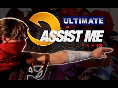 'ASSIST ME!' - Strider Hiryu & Hawkeye: Ultimate Marvel vs Capcom 3 Live Action Tutorial