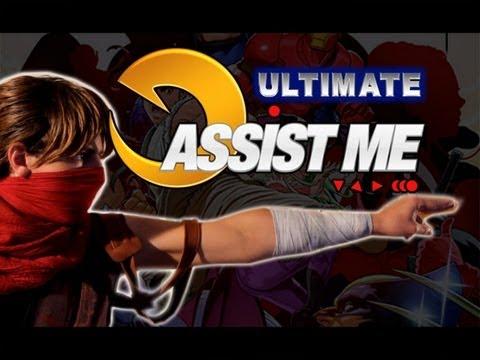 'ASSIST ME!' - Strider Hiryu & Hawkeye: Ultimate Marvel vs Capcom 3 Live Action Tutorial