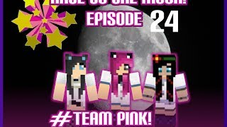 Minecraft PC: Race To The Moon! [24] Amys New Toy.