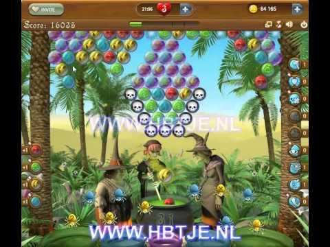 Bubble Witch Saga level 99