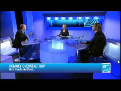 Republican stirs controversy on bumpy foreign trip   July 31 2013   FRANCE 24
