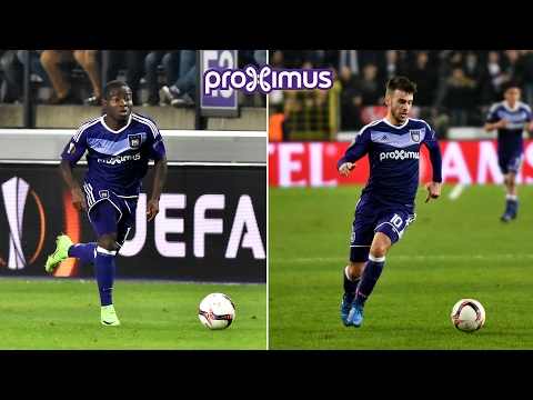VIDEO: Two-goal hero Frank Acheampong speaks on Anderlecht win over Zenith St Petersburg