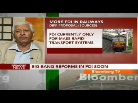 Political Capital- Big Bang Reforms In FDI Soon