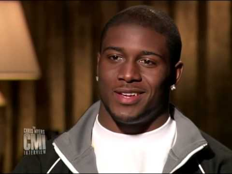 Chris Myers interviews Reggie Bush on CMI.