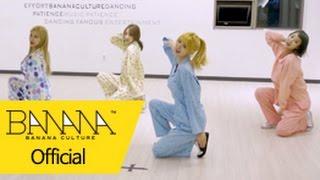 EXID - Night.ver Dance Practice YouTube 影片