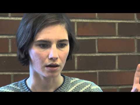 Amanda Knox Full Interview Pt. 1