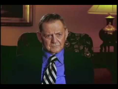 Tony Randall - Archive Interview Part 2 of 4