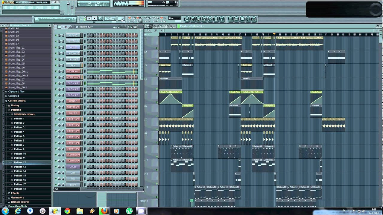 how to make dubstep with fl studio