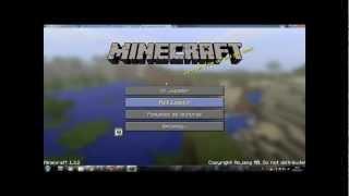 Tutorial Como Cambiar Tu Personaje/skin En Minecraft Por