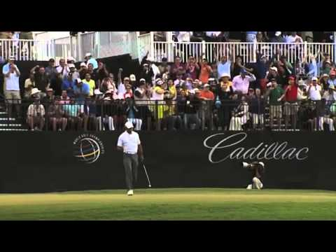 Tiger Woods - BEST Shots 2013