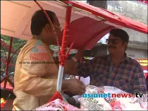 Kerala Election: Mammootty For Election Propaganda of Innocent :മമ്മൂട്ടി ചാലക്കുടിയില്