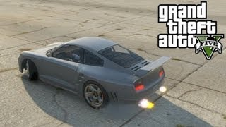 GTA 5: Spawn Comet CHEAT! Xbox 360 + PS3 GTA V Cheat Code