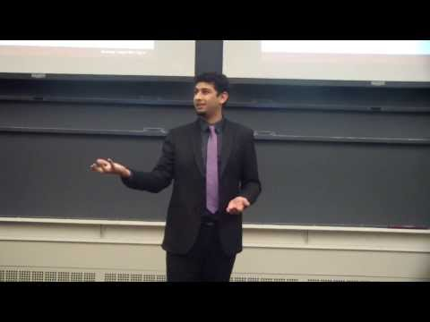 Vishal's Speech for GBA Marketing Executive